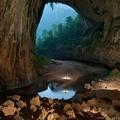 неглубокая пещера 4 буквы ответ
