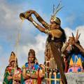 народ древнего перу 4 буквы - фото 2