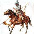 монгольский дружинник 5 букв