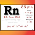 радиоактивный газ сканворд - фото 4