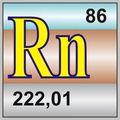радиоактивный газ 5 букв ответ