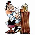 Музыкант Играющий За Плату На Танцевальных Вечерах - фото 5